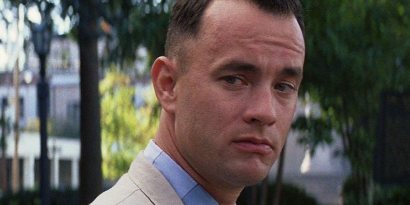 """Demasiado bueno para ser cierto. Un hombre llamado """"Blake"""" se hizo pasar por el popular """"Forrest Gump"""" en Tinder. Foto:vía Paramount Pictures"""