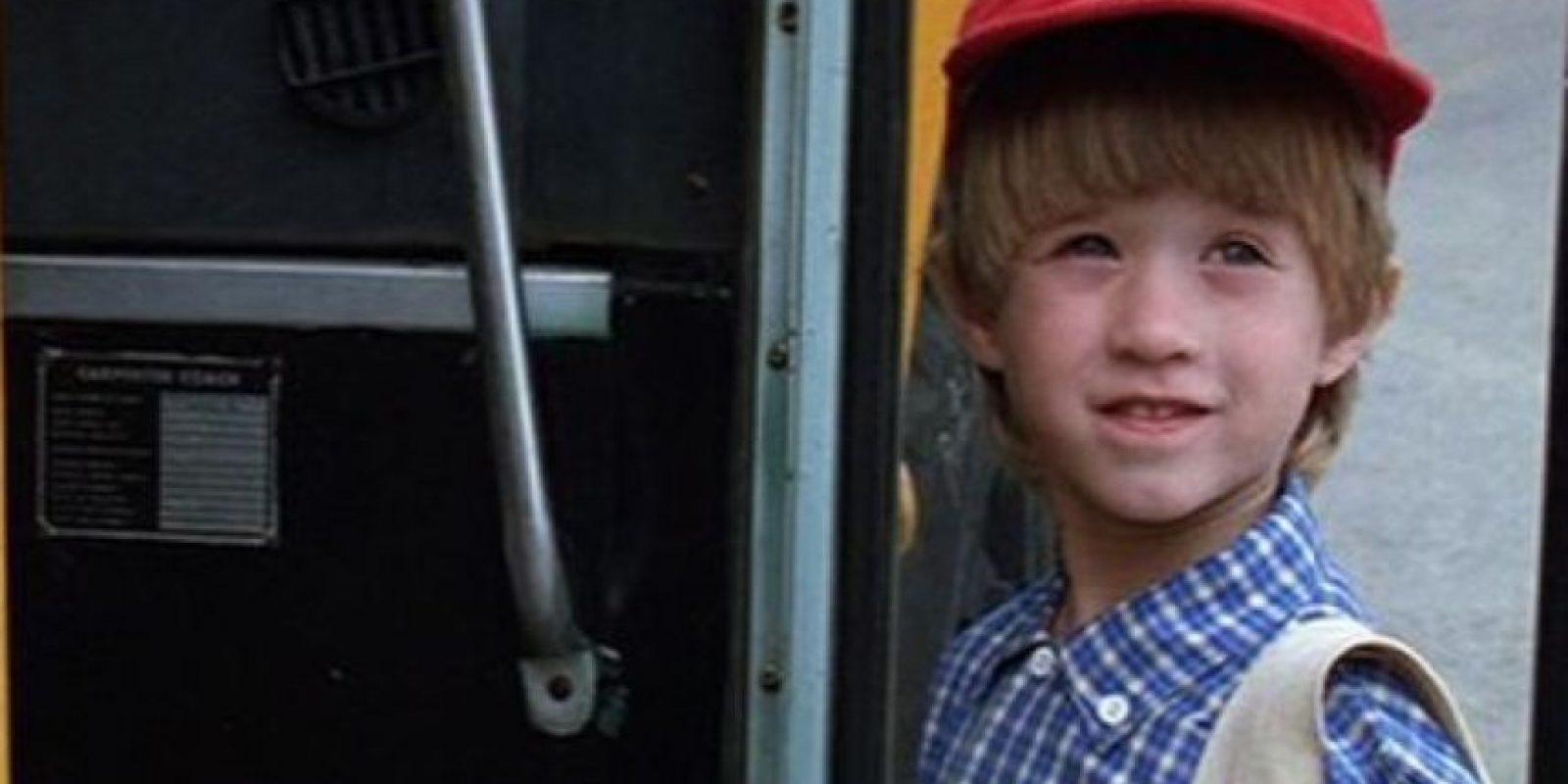Forrest tiene un hijo pequeño al final de la película, Forrest Gump Jr., que resulta ser muy inteligente. Foto:vía Paramount Pictures