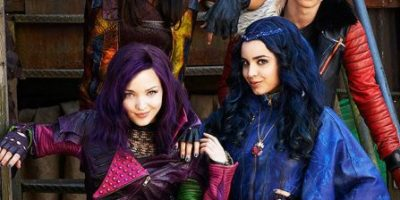 Los hijos de los villanos de Disney llegan a la televisión