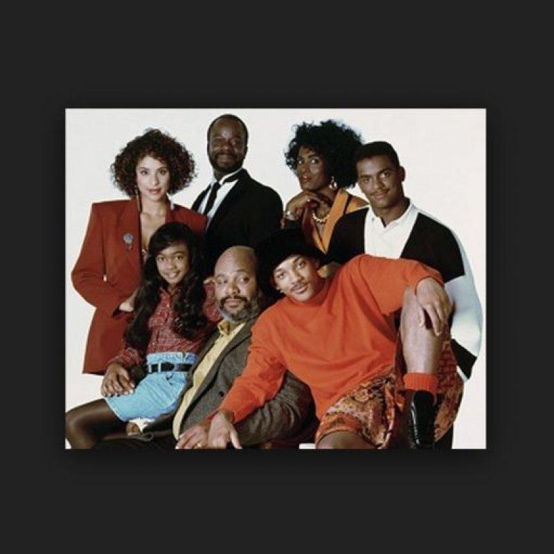 """""""El Príncipe del Rap"""" (así conocida en Latinoamérica) fue una comedia estadounidense producida por la cadena NBC y emitida entre 1990 y 1996 Foto:NBC"""