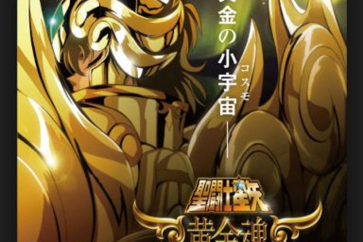 """En abril pasado se estrenó la historia de la serie """"Soul of Gold"""" Foto:Toei Animation"""
