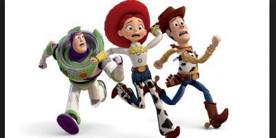 Fue estrenada en 1995 y producida por Walt Disney Pictures y Pixar Foto:Disney/Pixar