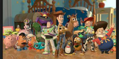 Fue el primer largometraje de Pixar, además de la primera cinta animada completamente con efectos digitales en la historia del cine Foto:Disney/Pixar