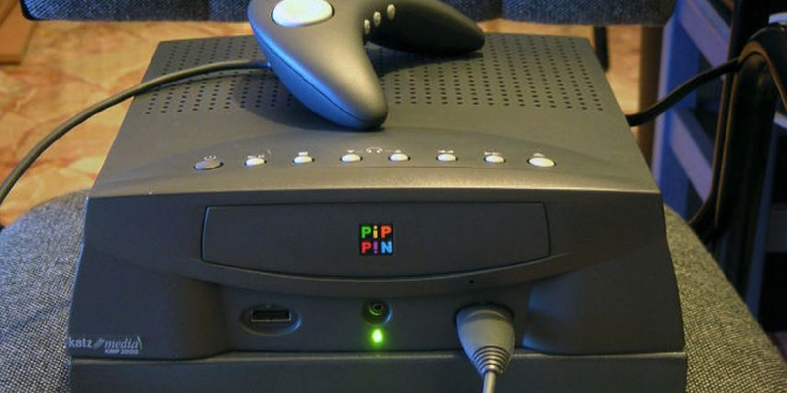 La consola de videojuegos de Apple ¿Necesitan más información? Foto:Apple
