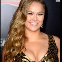 Es la máxima exponente de la UFC Foto:Getty Images