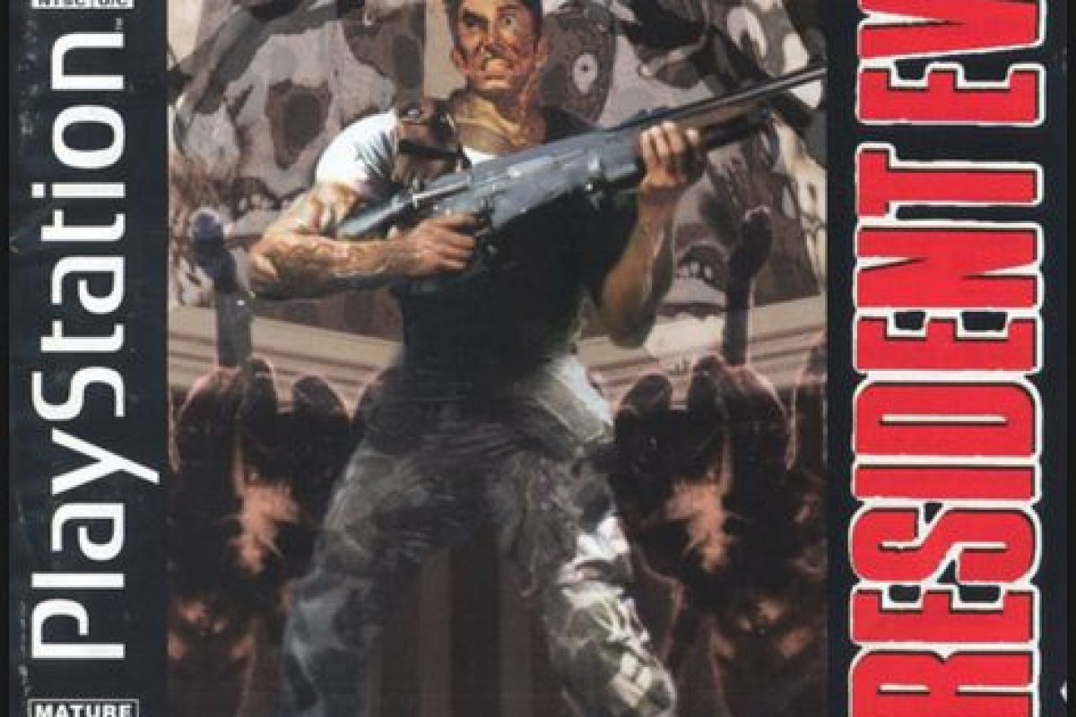 El primer juego fue lanzado en 1996 para la primera PlayStation Foto:Capcom