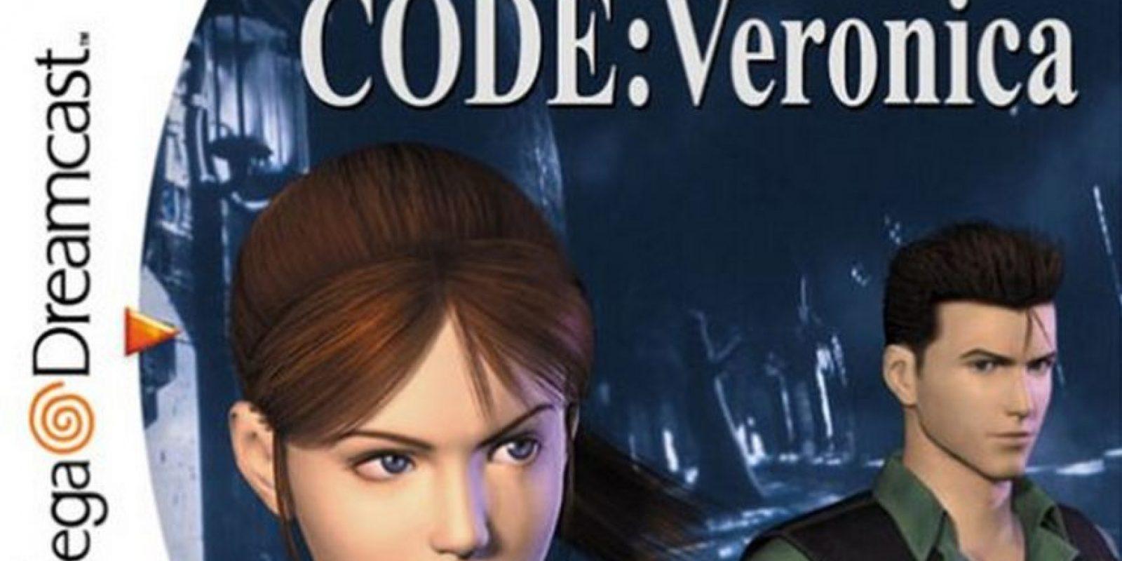 """En el 2000, """"Codigo Verónica"""" fue una historia alterna a las tres primeras entregas. A partir de este título, la propagación del juego a otras consolas comenzó a generalizarse Foto:Capcom"""