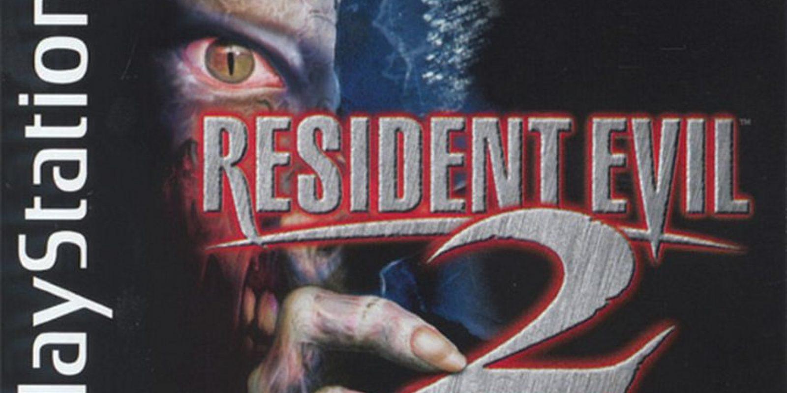 La segunda parte fue estrenada para la misma consola en 1998 Foto:Capcom
