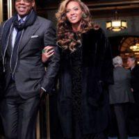 """Beyoncé y Jay Z también son acusados de ser Illuminati. Supuestamente, en su canción """"Crazy in Love"""" se vuelve más sexy y demoniaca. Foto:vía Getty Images"""