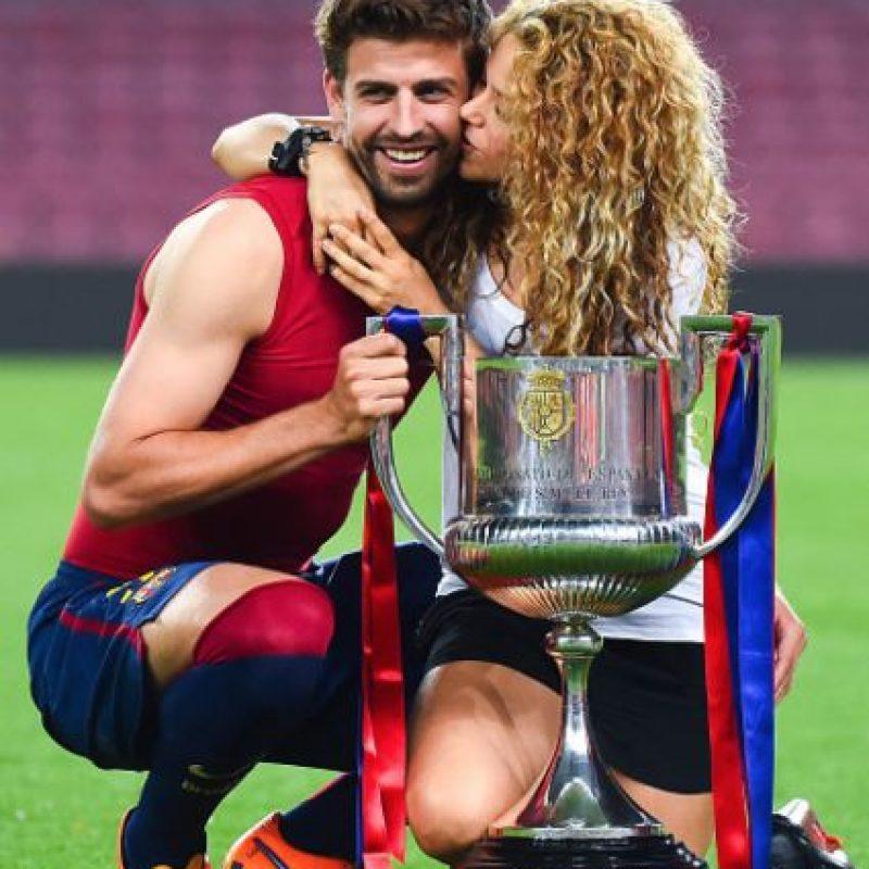 """De Shakira siempre se ha dicho que sus letras son """"satánicas"""". Foto:vía Getty Images"""