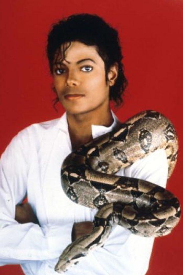 De Michael Jackson se ha dicho esto siempre. Foto:vía Getty Images