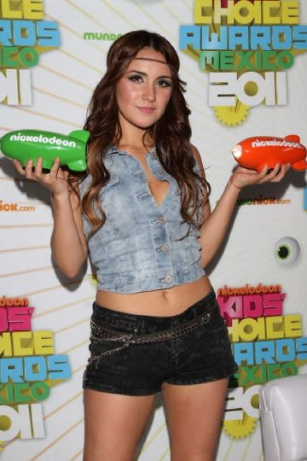 "Dulce María en ""Hawaii Five O"". Foto: vía Getty Images"