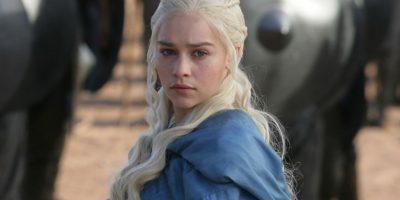 """50 niñas fueron nombradas Khaleesi, como """"la madre de los dragones"""". Foto:Vía HBO"""