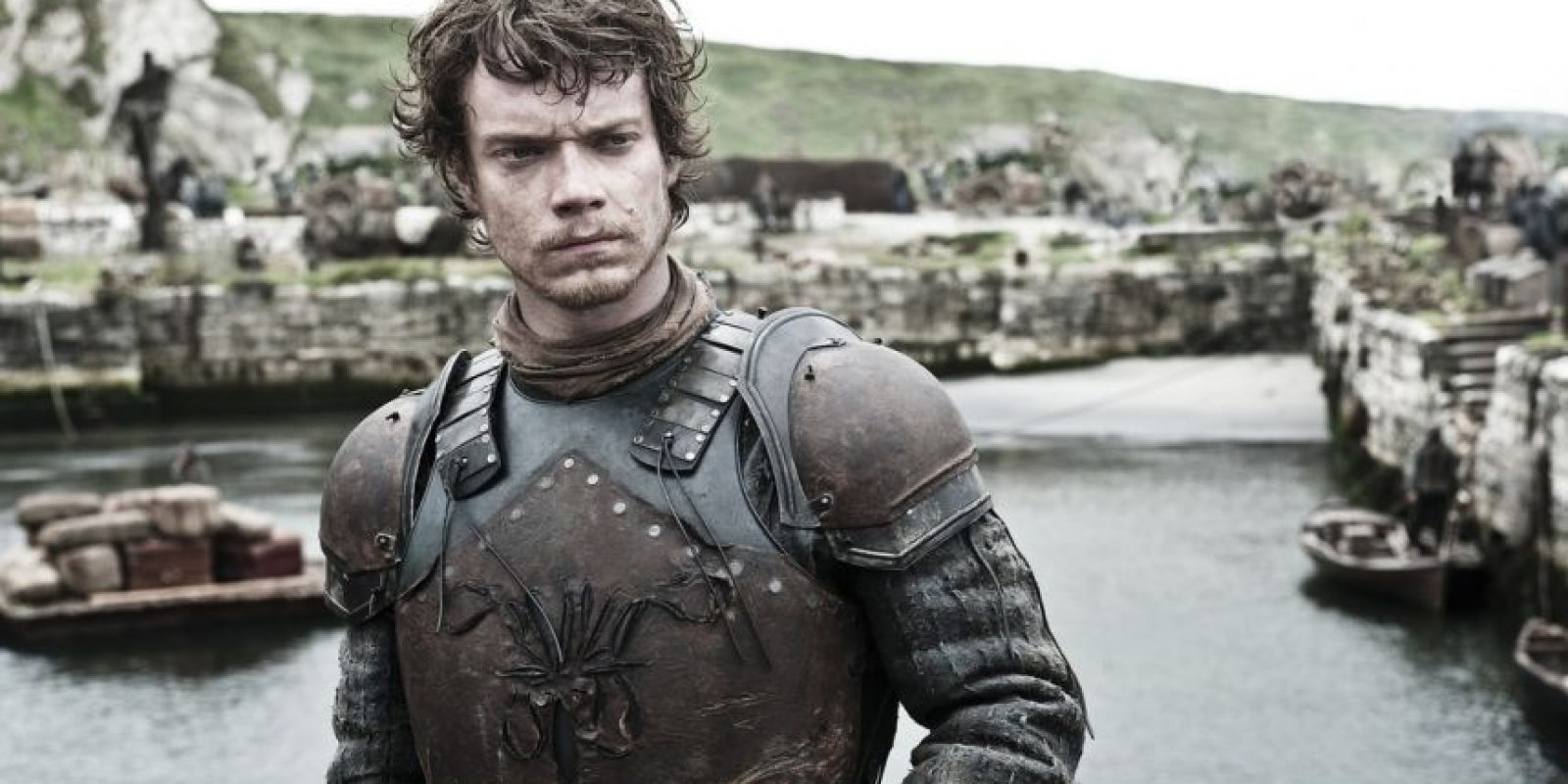 Los padres de 18 bebés se inspiraron en Theon Greyjoy. Foto:Vía HBO