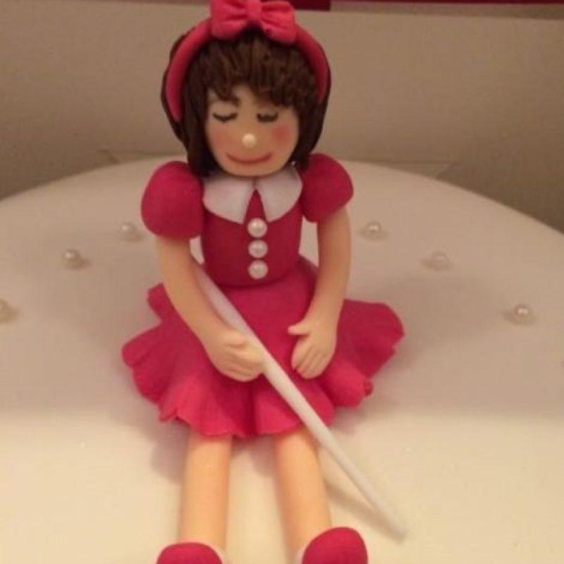 Aunque esta muñeca no quedó tan mal como la Elsa que se hizo viral algunos meses. Foto:vía Twitter