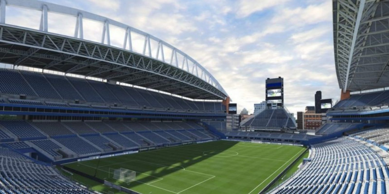 CenturyLink Field (Seattle Sounders FC, Major League Soccer) Foto: EA Sports