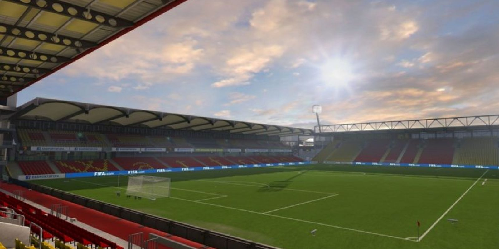 Vicarage Road (Watford, Barclays Premier League) Foto:EA Sports