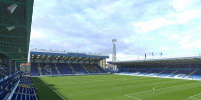 Fratton Park (Portsmouth FC, England League Two) Foto:EA Sports