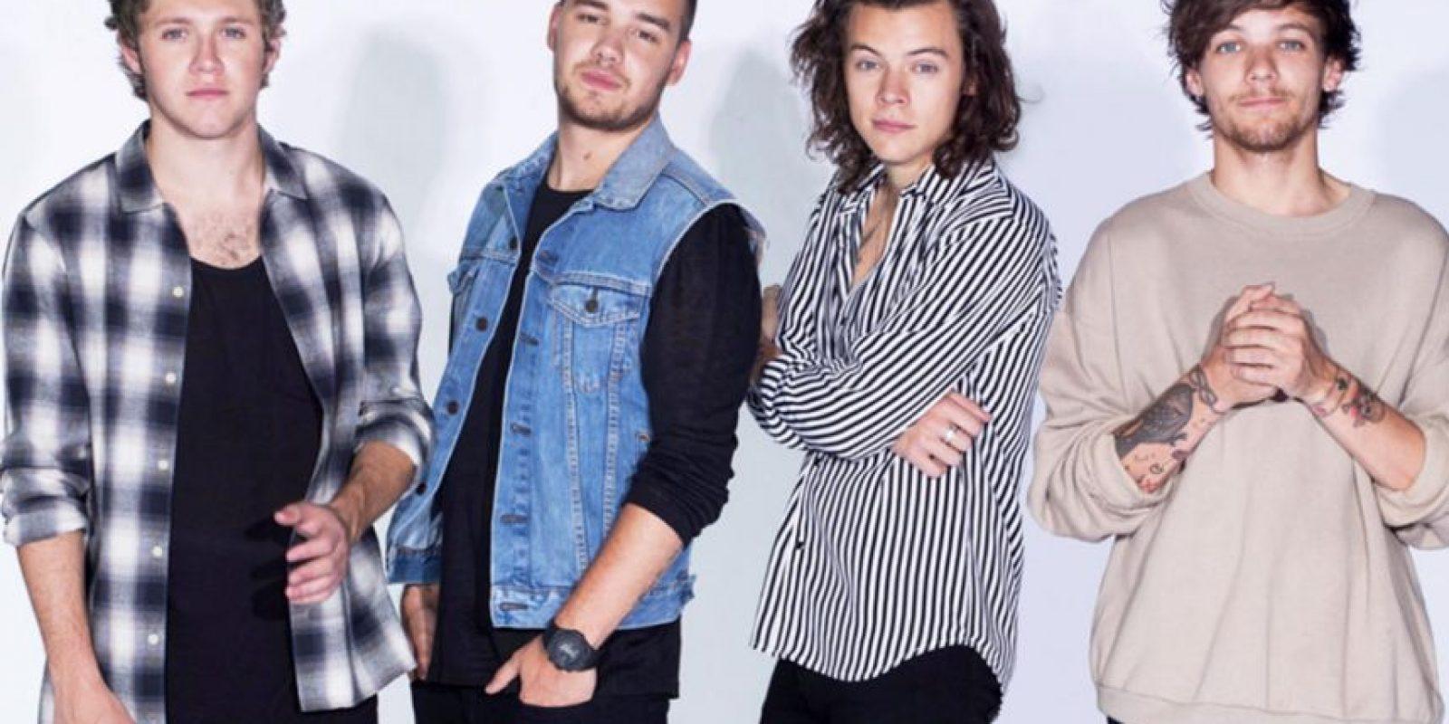 One Direction es uno de los grupos estelares que se presentarán este año. La agrupación es muy popular entre las adolescentes Foto:Twitter