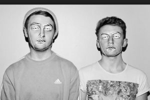 El duo de electrónica club Disclosure. Los DJ mezclan y crean canciones de los géneros electrónicos deep house y garage house Foto:Twitter