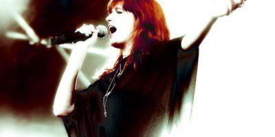 El conjunto inglés Flonrence and The Machine será el encargado de llevar el rock y soul al evento Foto:Twitter