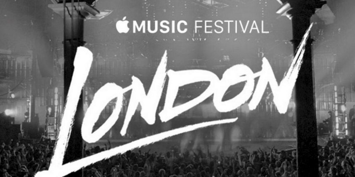 One Direction encabeza la lista de grupos del nuevo Apple Music Festival