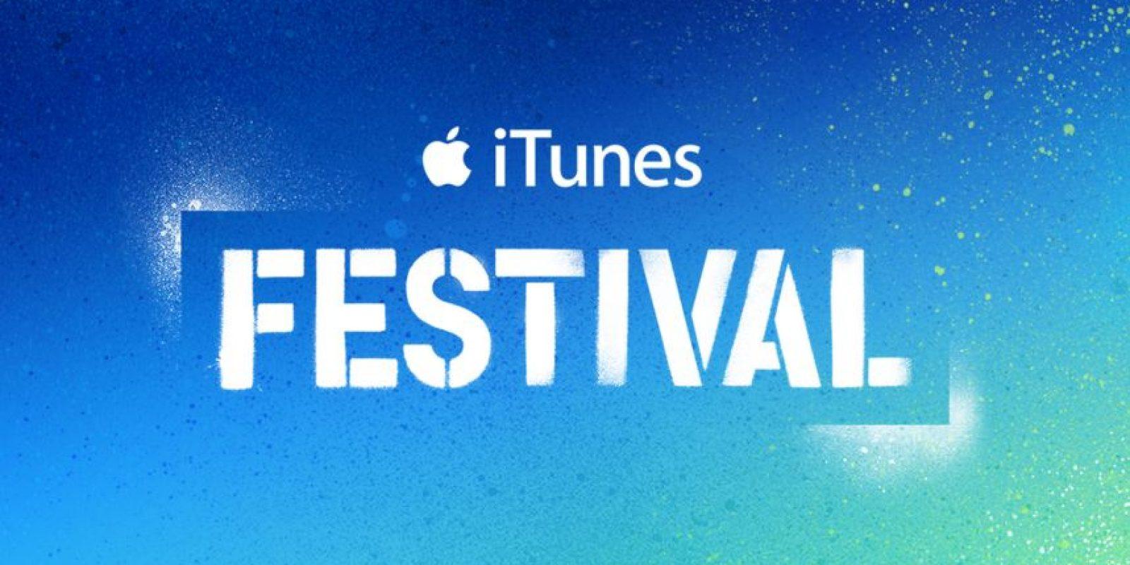 El festival oficial de música de Apple inició actividades en 2007 Foto:Apple