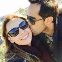 Carla Pardo, la esposa del guardameta chileno pidió públicamente que su esposo sea titular. Foto:Vía instagram.com/carlapardolizana