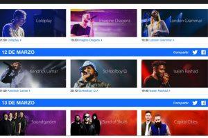 En el año 2014, el iTunes Festival tuvo su primera versión estadounidense, específicamente en la ciudad de Austin, Texas, siendo organizado como parte del festival South by Southwest Foto:Apple