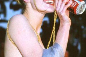 Kirsten Dunst representó todas las tendencias de los 90. Foto:vía Getty Images