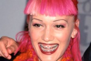 Gwen Stefani era una oda a la exuberancia. Foto:vía Getty Images