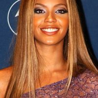 El glitter era lo suyo. Foto:vía Getty Images