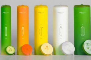 """""""Un condón es menos eficaz si no es del tamaño correcto"""", menciona Guan-Hao Pan en su página oficial. Foto:Vía behance"""