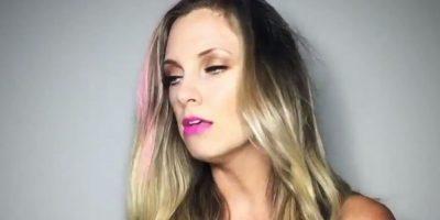 Ella se llama Nicole Arbour, es comediante. Foto:vía Youtube