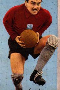 Livingstone nació en 1920 y murió en 2012 a los 92 años. A continuación, otros 9 futbolistas con más apariciones en la Copa América. Foto:Wikimedia
