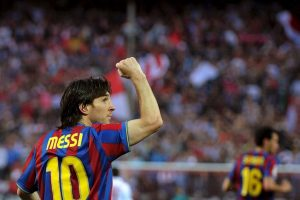 Barcelona cayó 3-1 en la ida ante Sevilla Foto:Getty Images