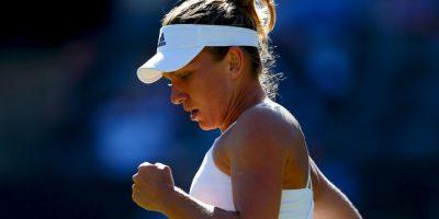 La tenista rumana suma ganancias por 6.8 millones de dólares Foto:Getty Images