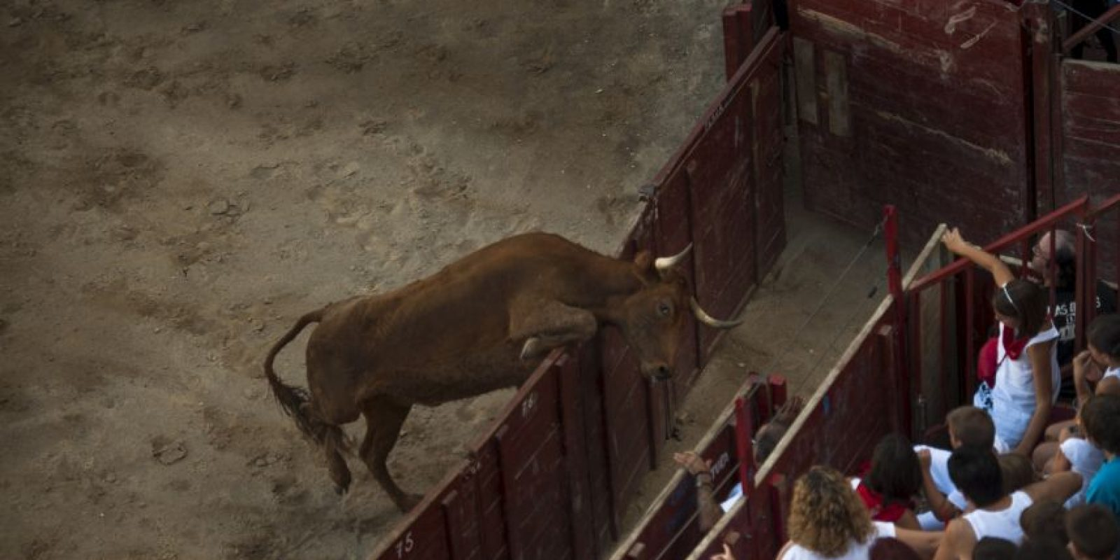 David González-Mellado López, tenía 32 años y no era aficionado a los toros. Foto:AP