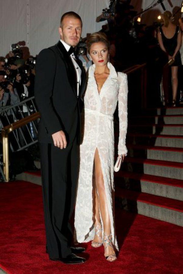 David y Victoria Beckham Foto:Grosby Group