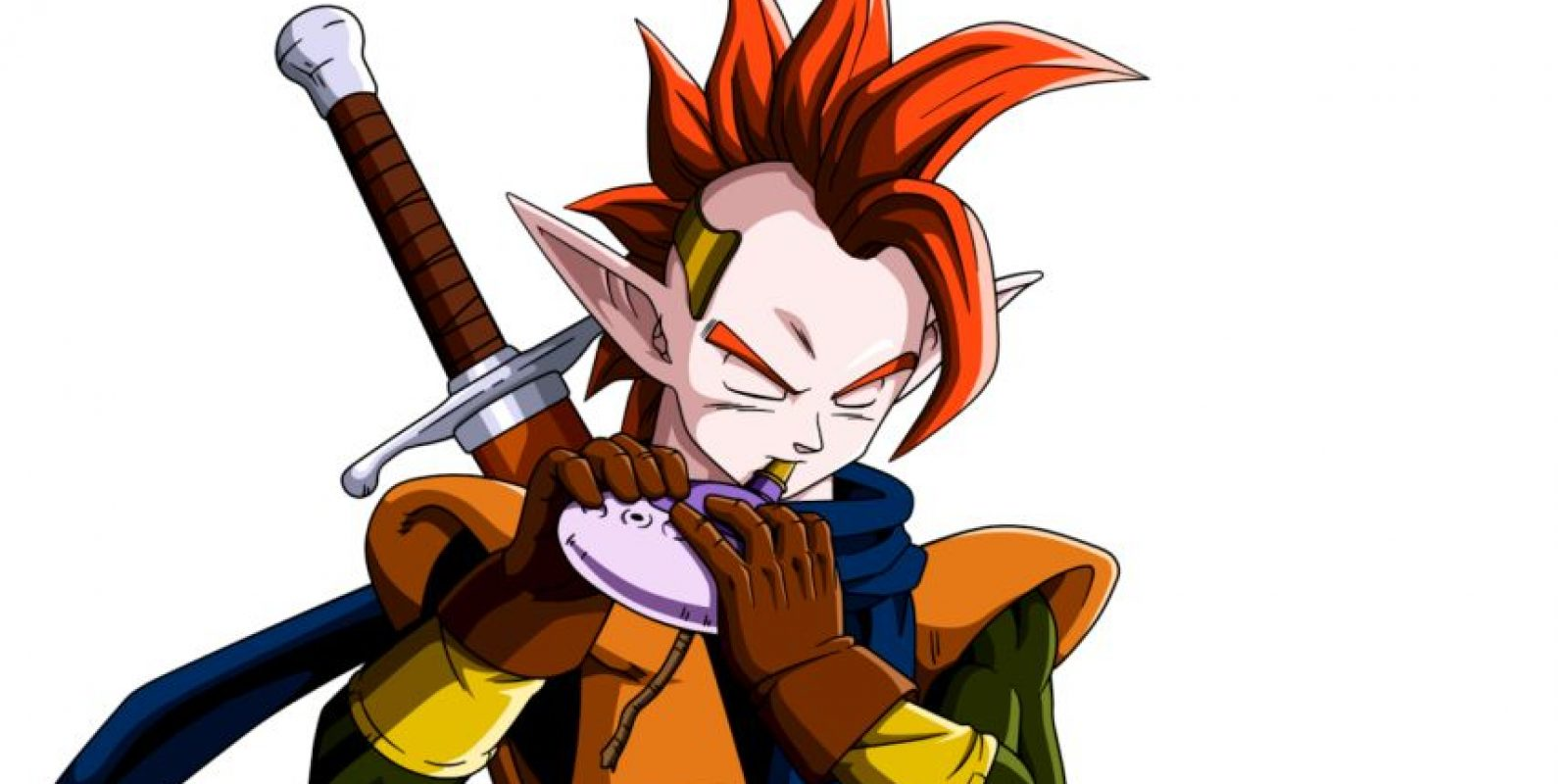 """El mismo que usa """"Tapion"""", uno de los héroes de la saga. Foto:dragonball.wikia.com"""