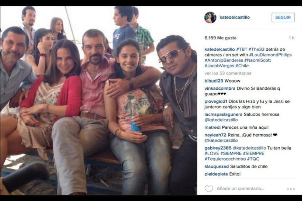 Foto:Instagram/Katedelcastillo