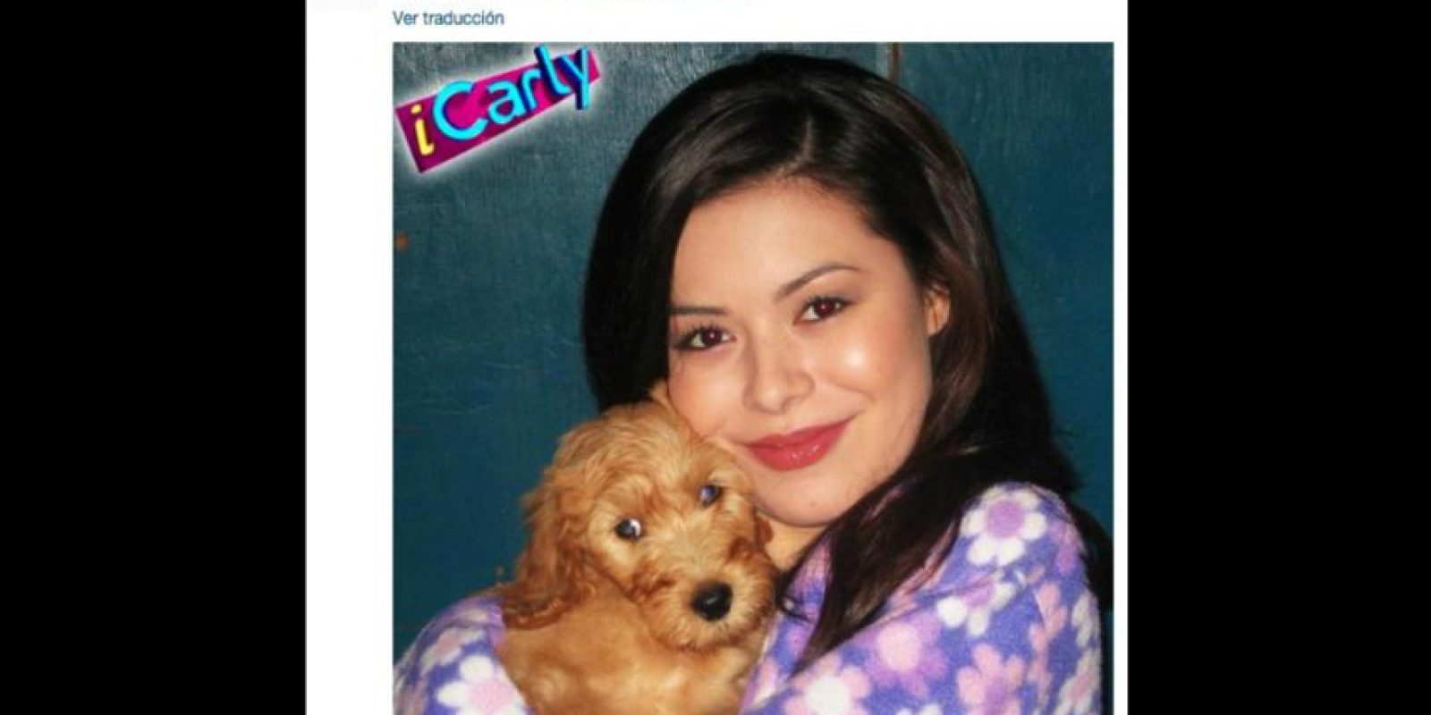 Foto: Twitter/iCarly