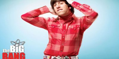 "Simon Helberg es ""Howard Wolowitz"". Foto: vía Warner"