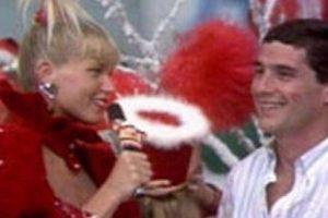 Ayrton cambió radicalmente su forma de ser por ella y se dejó el cabello largo porque así le gustaba a Xuxa, pero en 1990 se separaron aunque siguendo frecuentándose hasta la muerte del ídolo brasileño en 1993. Foto:pinterest.com