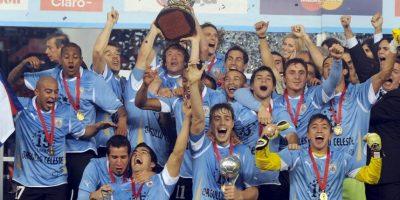 Uruguay es la selección con mejor palmarés del torneo: Tiene 15 títulos y 41 participaciones. Foto:AFP