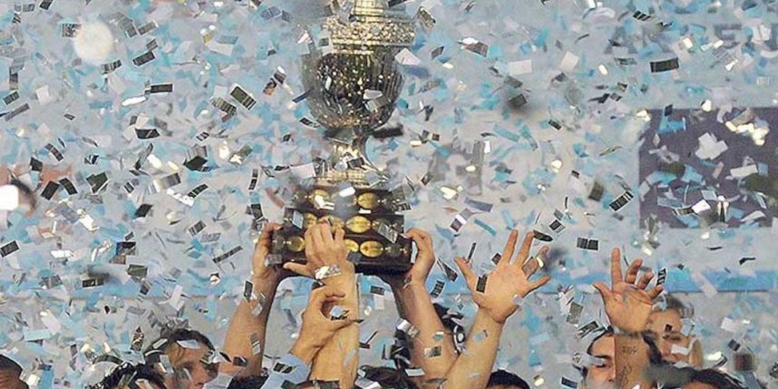 El Campeonato Sudamericano de 1925 fue la Copa América con menos participantes de la historia. Foto:AFP