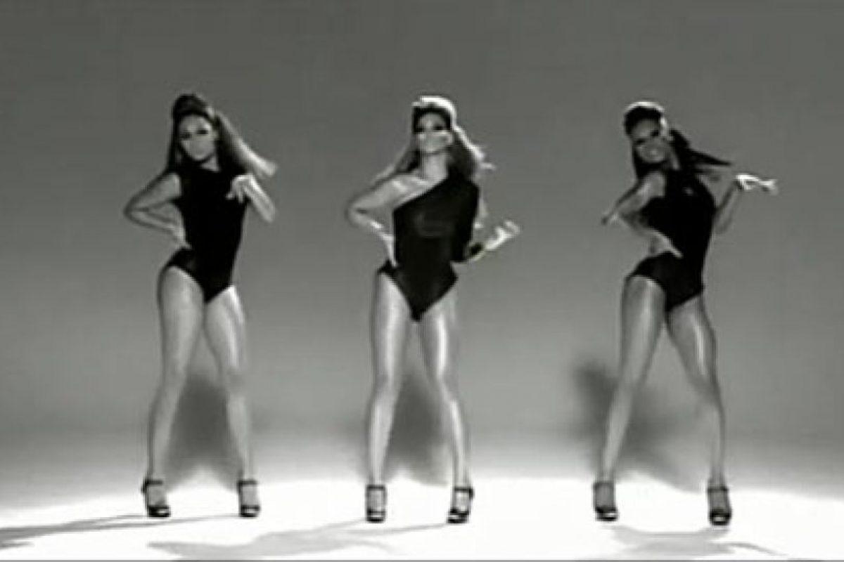 La coreografía de este tema ahora es parte de la cultura pop. Foto:vía YouTube