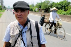 Esta visita hizo que se revivieran los recuerdos que dejó la guerra de Vietnam. Foto:AP