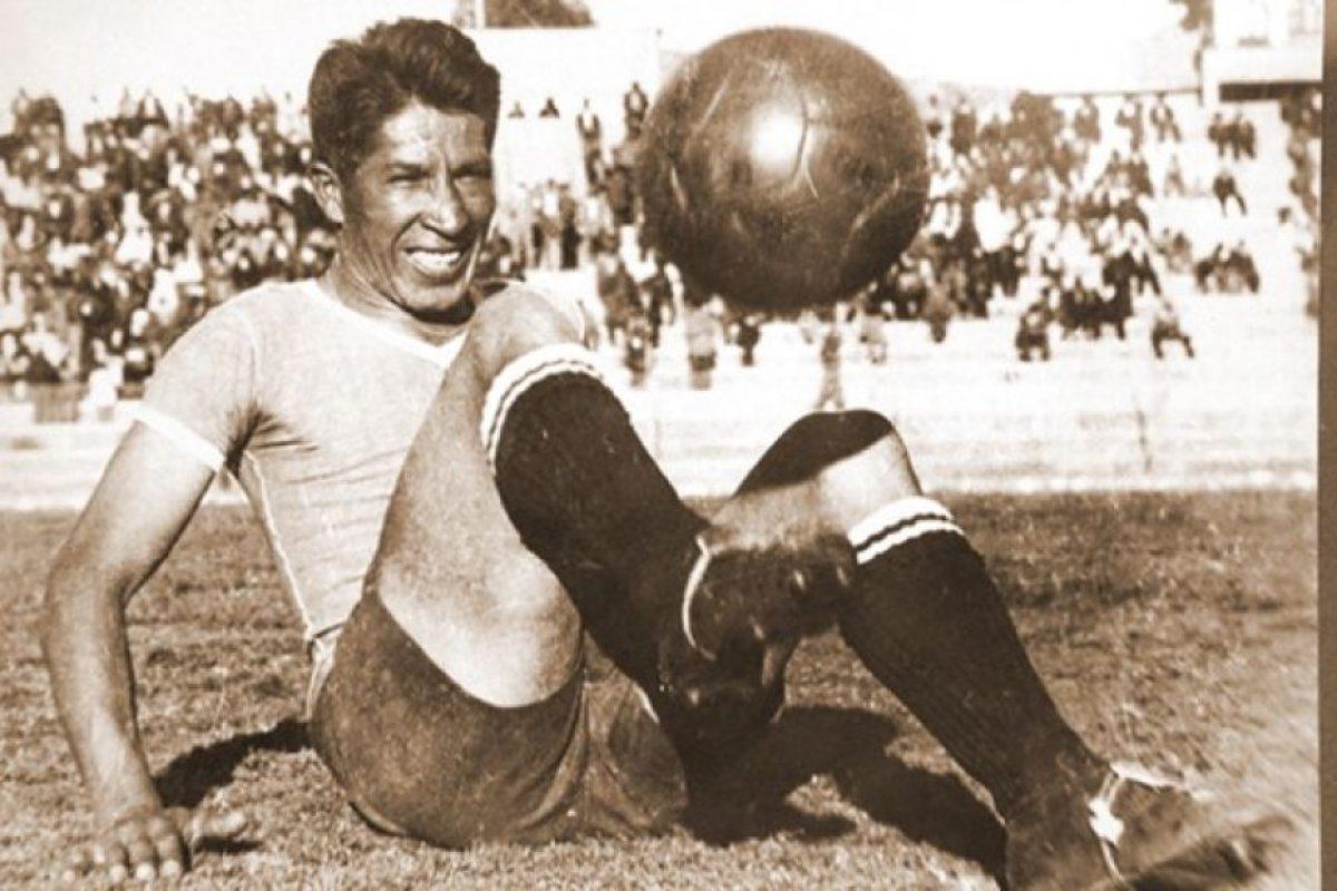 12. Victor Agustín Ugarte (Bolivia) / 11 goles. Foto:www.lostiempos.com