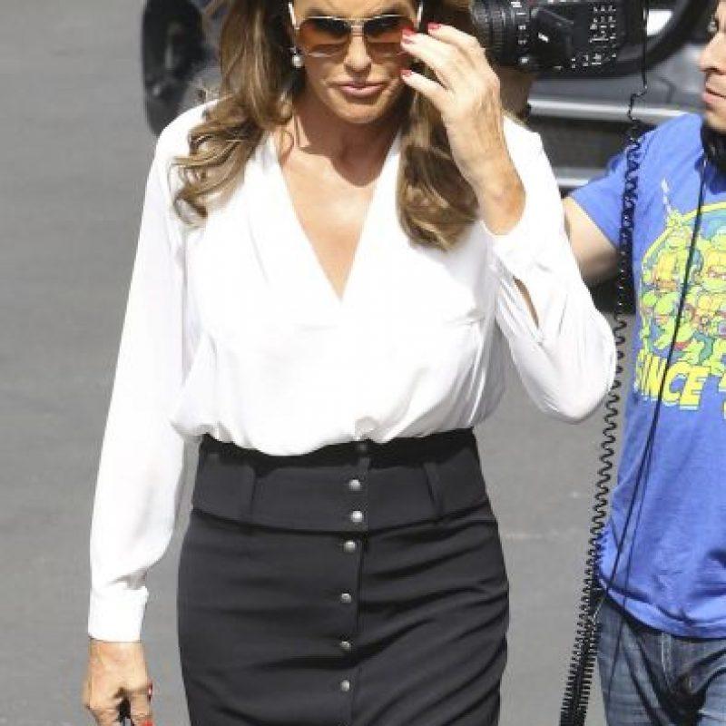 """""""I Am Cait"""" es un documental que narra la vida de Caitlyn Jenner después de su transición de hombre a mujer Foto:Grosby Group"""